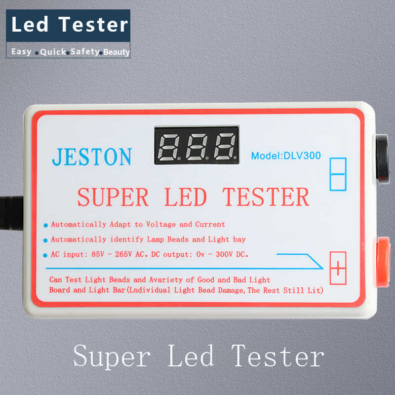 Voltage Test LED Backlight Tester Tool Screen LED strips LCD TV Meter Tool  beads Light Lamp Beads Light Board Test tool Output
