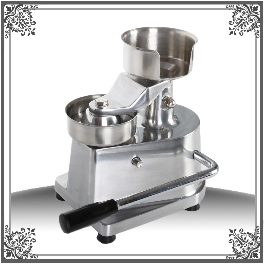 ITOP Manual Hamburger Burger Press Patty Meat Patties Meatball Shaping Machine 100mm 130MM new arrival manual hamburger machine hamburger press machine meat patty machine for commerial use