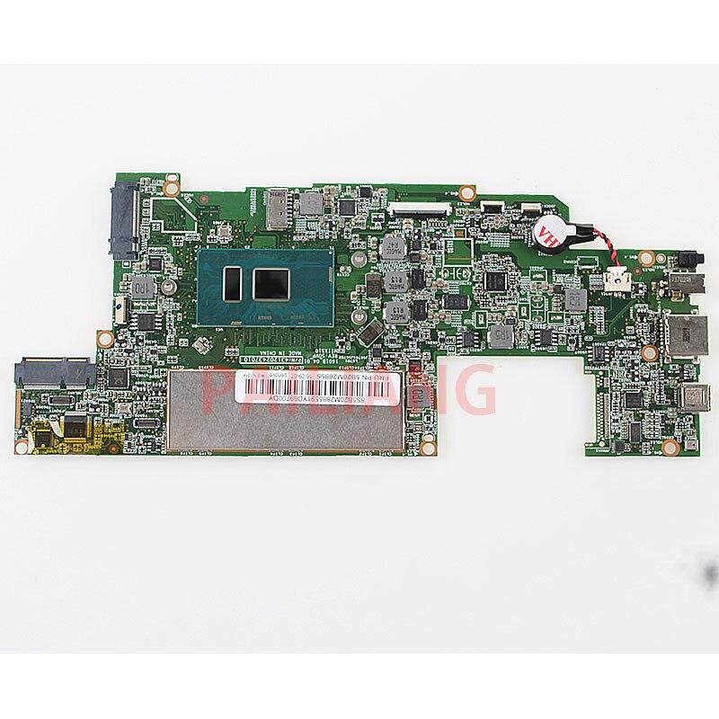 PAILIANG mère D'ordinateur Portable pour Lenovo MIIX 510-12ISK PC Carte Mère I5-6200U 4 gb RAM 5B20M28855 plein tesed DDR2