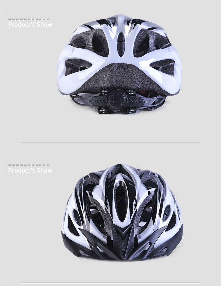 220g Ultralight Bicycle Helmet CE Certification Cycling Helmet In-mold Bike Safety Helmet Casco Ciclismo 56-62 CM-22