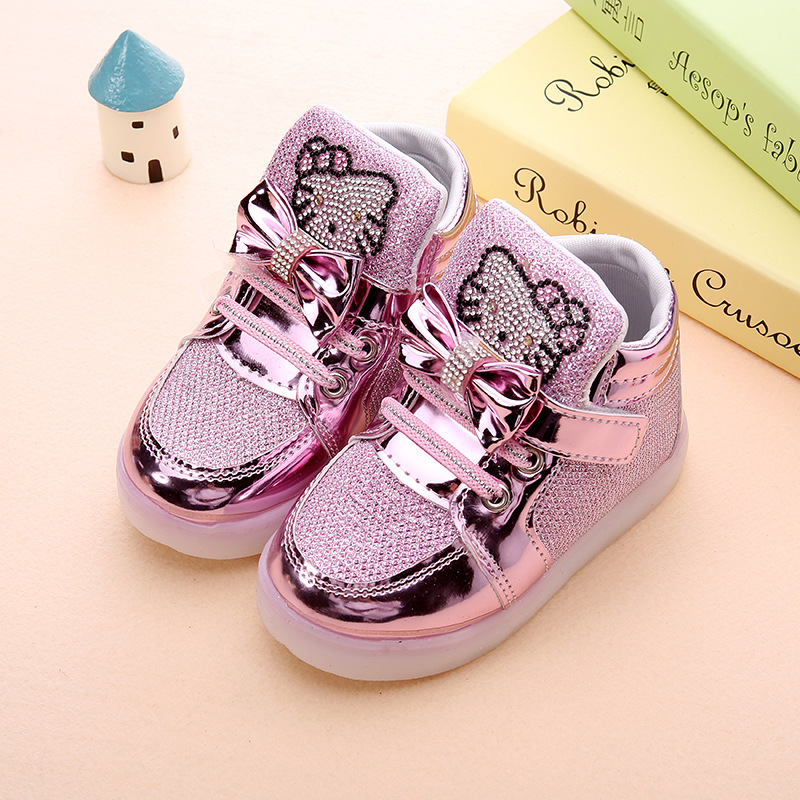 KT-Cats-2016-New-Brand-Child-Luminous-Sneakers-Rhinestone-Kids-LED-Flashing-Boot-girls-Casual-Shoes-with-lights-size-2130-2