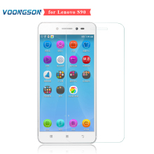 VOONGSON 9H 2.5D Screen Protector for Lenovo S90 S 90 Tempered Glass s90 s Protective Toughened Film