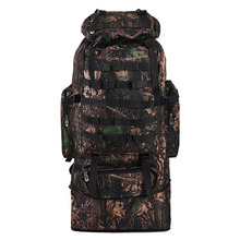 JUFIT 2018 New 100L Military Molle Bag Camping Tactical Backpack Men Large Backpacks Hiking Travel Outdoor Sport Bags Rucksack
