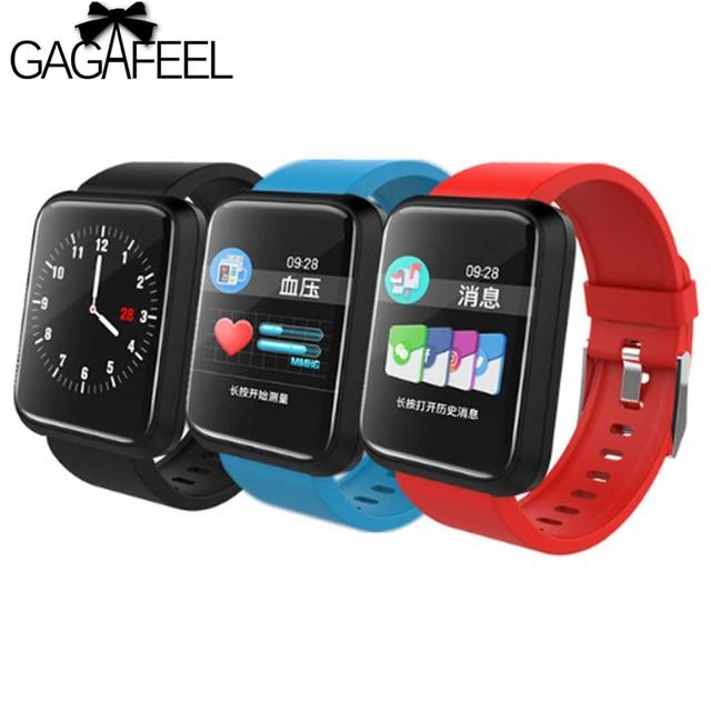 Gagafeel Sport3 Smart Watch color screen heart rate monitoring Smart Bracelet Fi