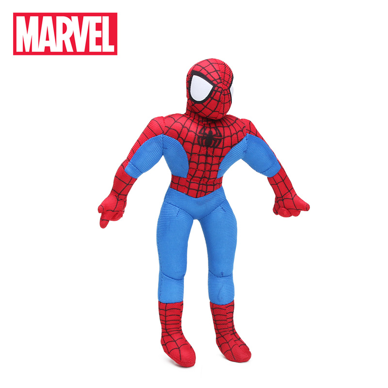 12inch 30cm Marvel Toys The Amazing Spider-man Plush Toy Superhero Spiderman Soft Stuffed Animal Plush Toy Christmas Gifts Red