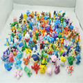 48 PCS pokemon action figures Wholesale Lots Cute Pokemon Mini Random Pearl Figures 2-3cm size  New Hot Kids Toy free shiping