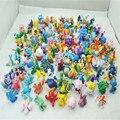48 PCS pokemon figuras de ação Pokemon Lotes Por Atacado Bonito Mini aleatório Pérola Figuras 2-3 cm tamanho New Hot Crianças Brinquedo livre shiping