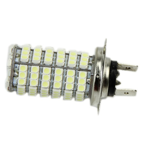 High Power H7 3528 120-SMD LED White Car Head Fog Bright Light Bulb 6000K