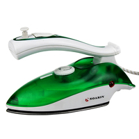 New Mini Steam Iron Handheld Dry Cleaning Brush Clothes Household Appliance Portable Travel Garment Steamers EU