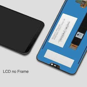 Image 3 - Pantalla LCD Original para Nokia X6, Panel de pantalla táctil para Nokia 6,1 Plus, digitalizador LCD, piezas de repuesto de reparación