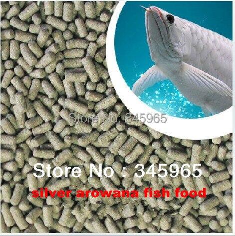 free shipping  Arowana  fish food high  protein nutritional fish food 450g