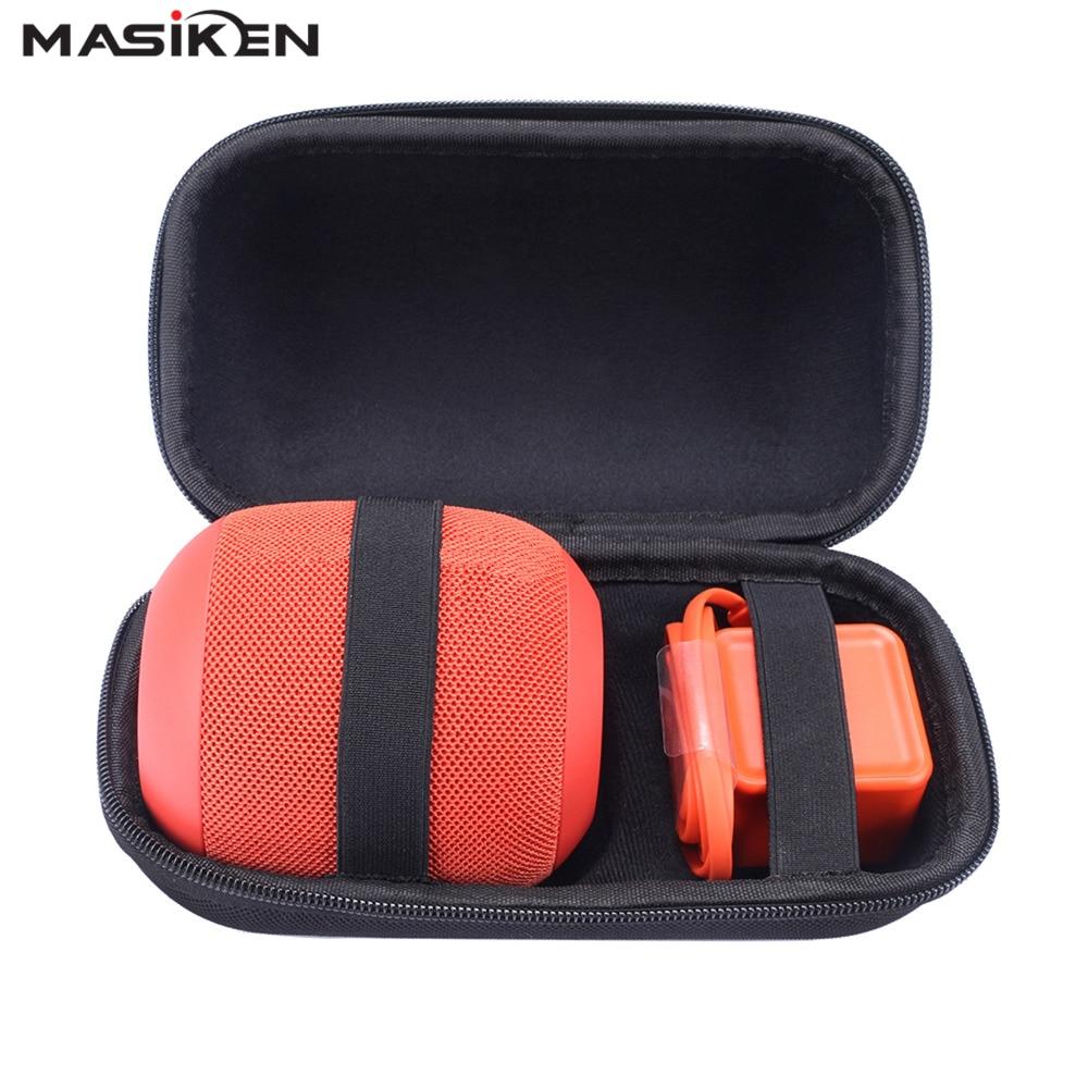 MASiKEN EVA Hard Carry Storage Bag Protective Case for UE Ultimate Ears WONDERBOOM Super Portable Bluetooth Speaker & Charger