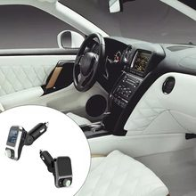 HY-88 Bluetooth coche FM Transmisor Inalámbrico reproductor MP3 Radio adaptador Kit cargador USB(China)