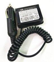 OPPXUN 12V Radio Car Battery Charger Eliminator Adaptor With Waterproof Ring for YAESU Walkie Talkie VX-6R VX-7R