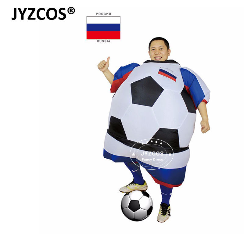 russia russia football player halloween costume for men and women adults soccer costume fancy dress party