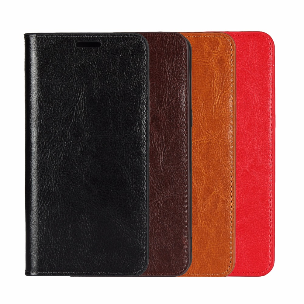 For Google Pixel 3 Case Handmade Genuine Leather Luxury Flip Cover Wallet Kickstand Card Slot DNGN Protective For Google Pixel 3