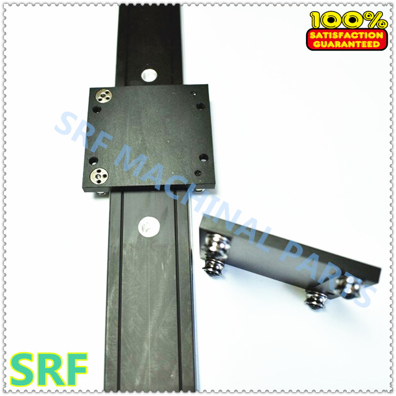 50mm width Aluminum roller guide external dual axis linear guide pcs OSGR10 L=2800mm+1pcs OSGR10 L=1600mm+5pcs OSGB10 block 50mm width aluminum roller linear guide rail external dual axis linear guide 1pcs osgr10 l 300mm 1pcs osgb10 block