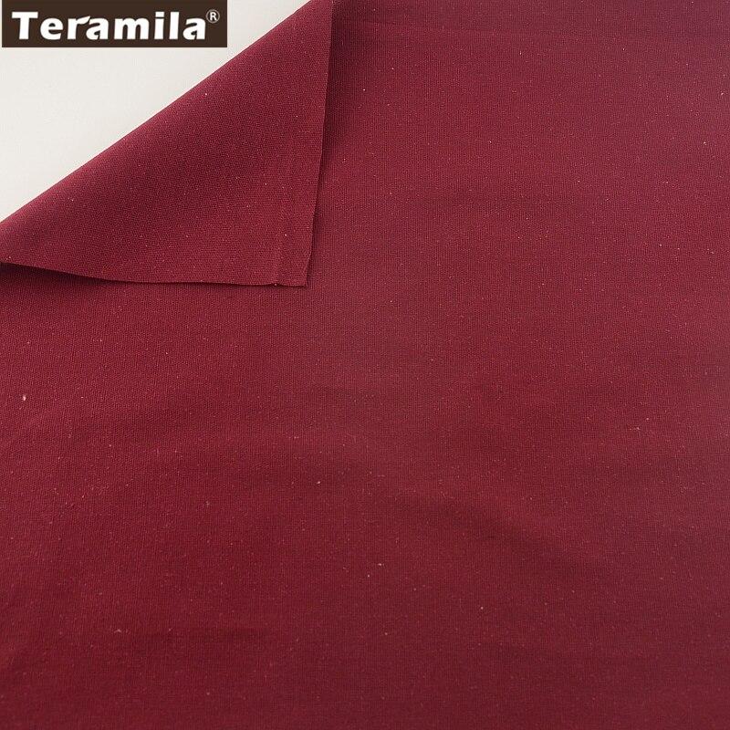 Bolso de la almohadilla mantel cortina almohada cojín teramila clssical rojo de