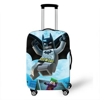 652524d29 Funda protectora de equipaje de viaje maleta de tela elástica a prueba de  polvo bolsa Trolley funda protectora para accesorios de equipaje de 18-32  pulgadas