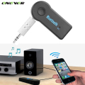 Wireless Car bluetooth Audio Adapter 3.5MM AUX Audio Stereo Music Home Car Receiver Adapter