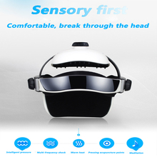 Head massager electric head smart Brain relaxation pain pressure relief acupuncture vibration
