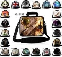 Creative Design Computer Soft Laptop Shoulder Bag Messenger Bag Notebook Sleeve 10 12 13 14 15