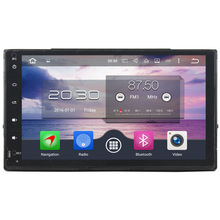 Android 6.0.1 Octa Core 4GB RAM 32GB ROM Multimedia Player Car Audio Stereo GPS Navi For Toyota Corolla Innova Crysta 2016-2017