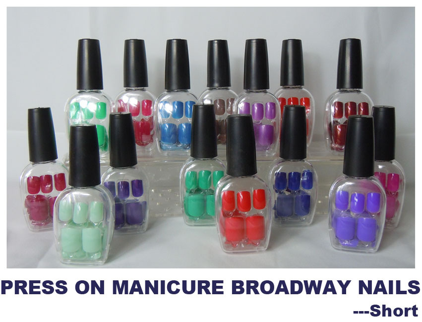 Detail Feedback Questions about Freeshipping 5 PCS PRESS ON MANICURE ...