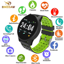 2019 Sport Mens Digital Watch fashion Smart Watch Men Women Pedometer Record Heart Rate Monitor Smart watch for Android and ios