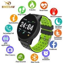 2019 spor erkek dijital saat moda akıllı saat erkekler kadınlar adımsayar kayıt nabız monitörü akıllı saat Android ve ios için