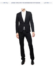 2015 Broadcloth Single Breasted Regular Flat Mens Suits Excellent Quality New Coming Classical Simple Style Color dress Suits