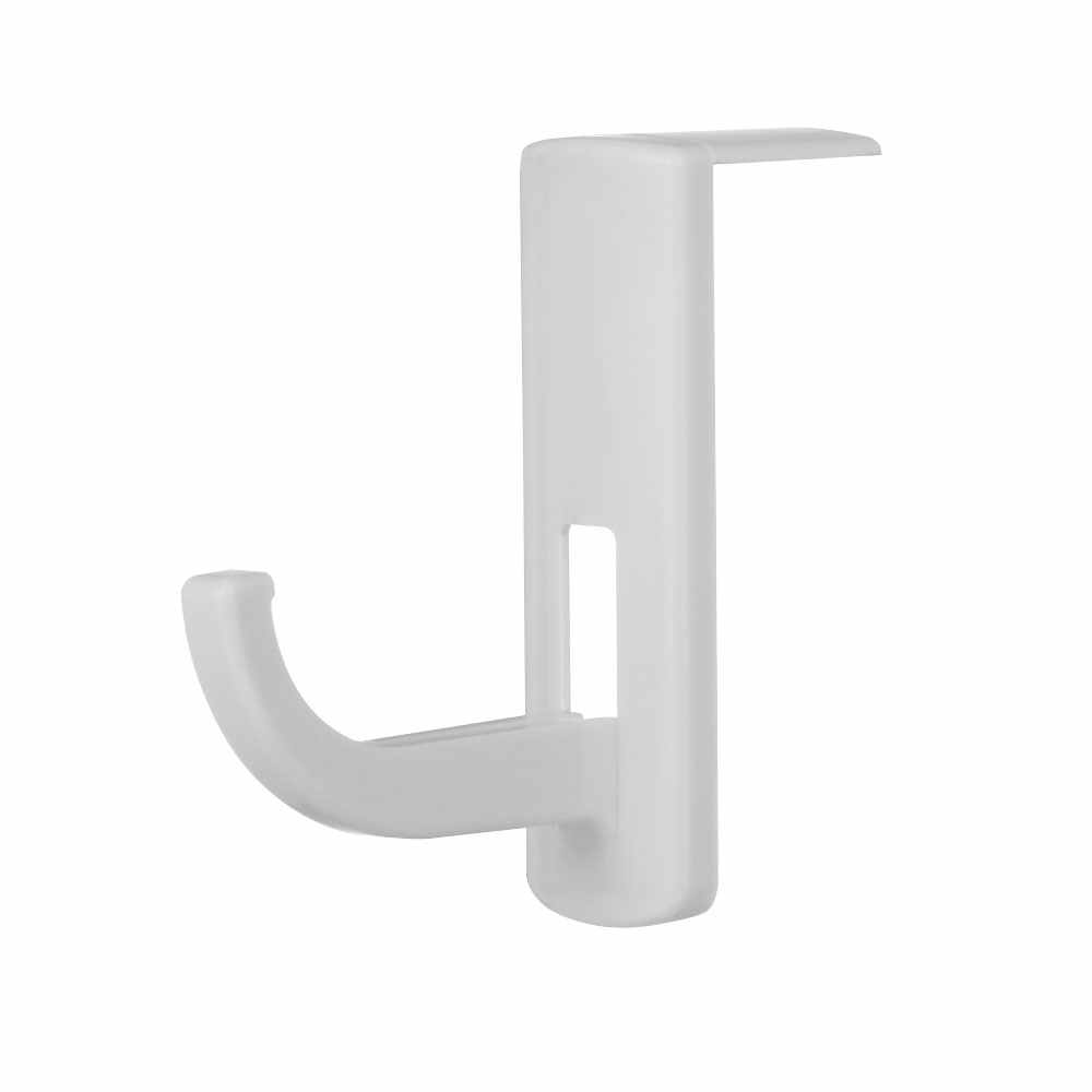 1PC Headphones' Stand Universal Headphone Headset Hanger Wall Hook PC Monitor Earphone Stand Rack Holder rack