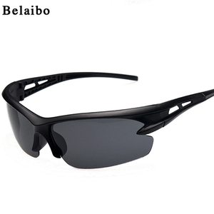 Image 3 - Explosion proof sunglasses, mens outdoor sports goggles, bicycles, electric cars, motorcycles, windproof glasses