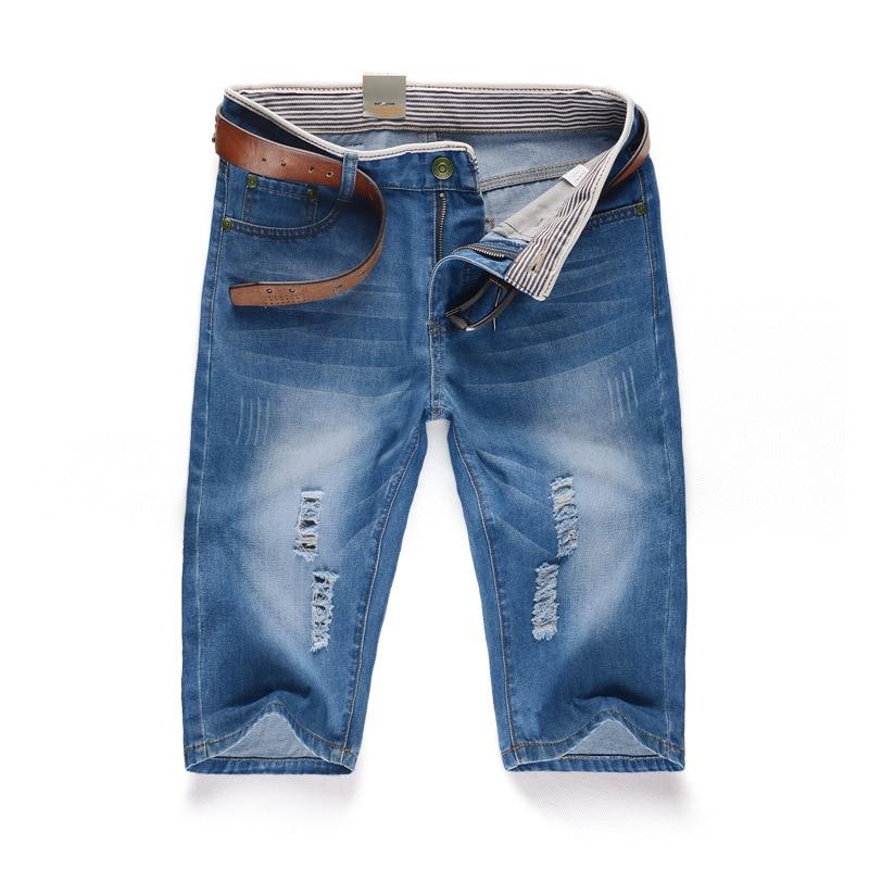 Aliexpress.com : Buy Denim Shorts Mens 2017 Summer Denim Shorts ...