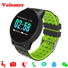 W1 Smart Watch Men Blood Pressure Heart rate Fitness Tracker Smartwatch Built-in Sport Mode For IOS Android IP67 Wearable Device