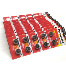 200pcs/lot 100% Original Panasonic 1.5V Button Cell Battery LR44 Lithium Coin Batteries A76 AG13 G13A LR44 LR1154 357A SR44 ycdc cell coin ag13 lr44 lr1154 sr44 a76 357a 303 357 alkaline coin cells battery x24
