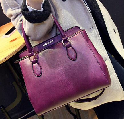 Women Bags 2017 Handbag Fashion Retro Vintage Bag Leather Shoulder Female Tote Crossbody Messenger Bags for Teenage Girls