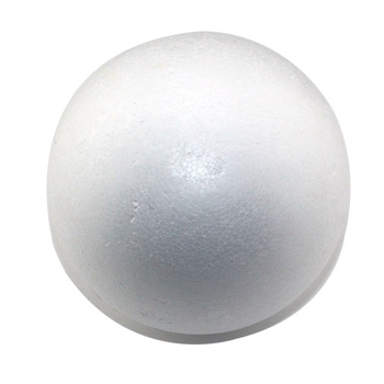 CCINEE 420PCS 7cm/2.75inch Foam Round Ball Used White Styrofoam Making Product For Easter/Wedding Decorative Accessories