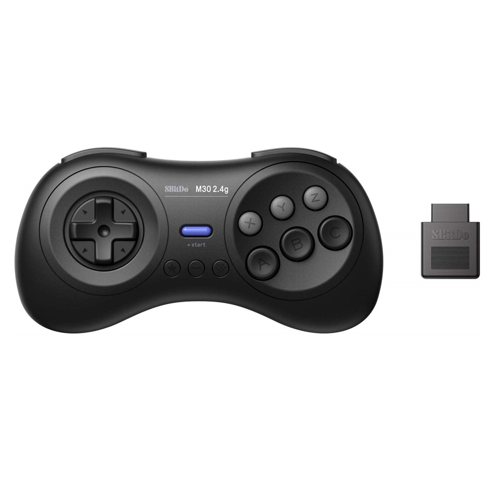 8BitDo M30 Bluetooth Gamepad for Sega Genesis Mega Drive Style for Nintend Switch Console Wireless Game