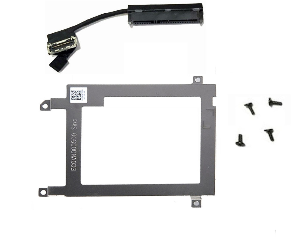 WZSM New laptop HDD caddy bracket Cable for Dell Latitude E7440 Hard Drive caddy bracket Cable 0WPRM EC0VN000500 зеркало косметологическое gezatone зеркало косметологическое