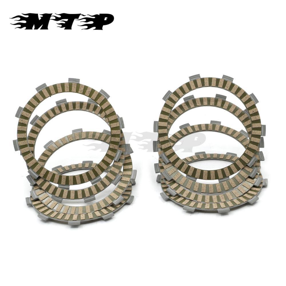 8 Pcs Motorcycle Engine Parts Clutch Friction Plates For Honda CBR600 CBR 600 1995-2009 VFR800 CBR919 CBR929 CBR893 CBR954 F4 F5