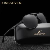 KINGSEVEN Neue Aluminium Marke Neue Polarisierte Sonnenbrille Männer Fashion Sonnenbrille Reise Fahren Männlich Brillen Oculos N7188