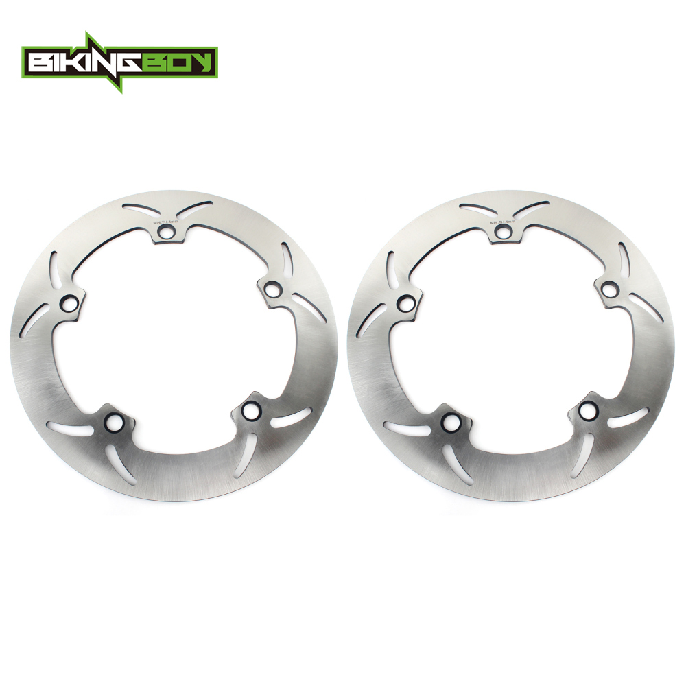 Universal For BMW R 850 R 1100 R 1150 GS,R,RT,RT ABS Rear Brake Disc Rotor Steel