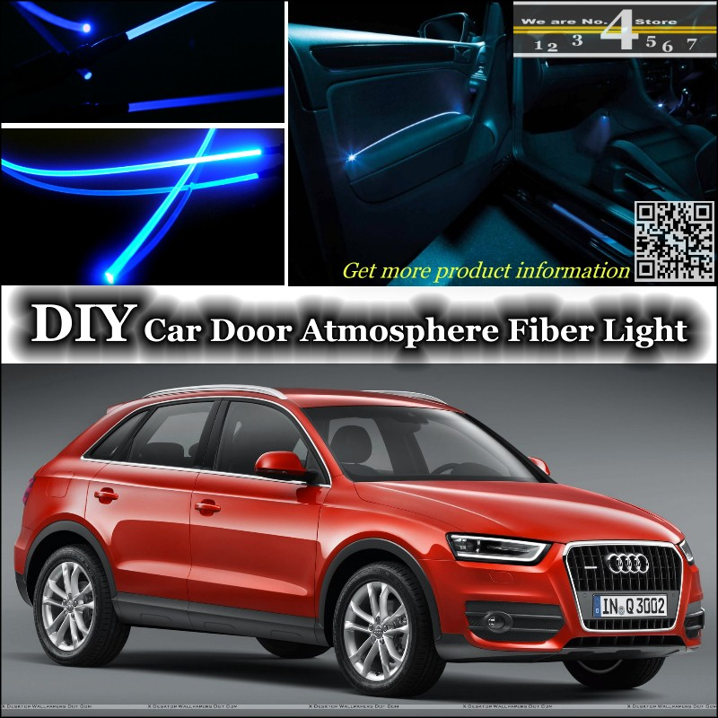 For Audi Q5 SQ5 Interior Ambient Light Tuning Atmosphere