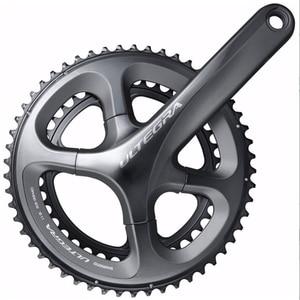 Image 2 - shimano Ultegra R8000 11 Speed Groupset 7 parts Road Bike Groupset 170/172.5/175mm 50 34 52 36 53 39  2*11 speed