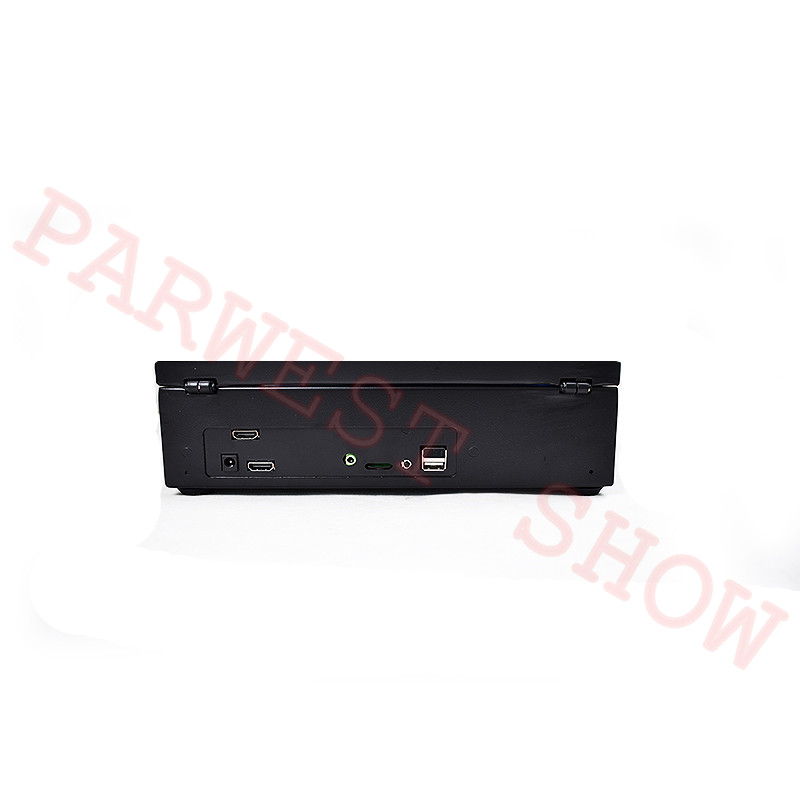 10 inch Box 6S arcade joystick machines video game console multi games 1388 in 1 DIY mini arcade game console - 5