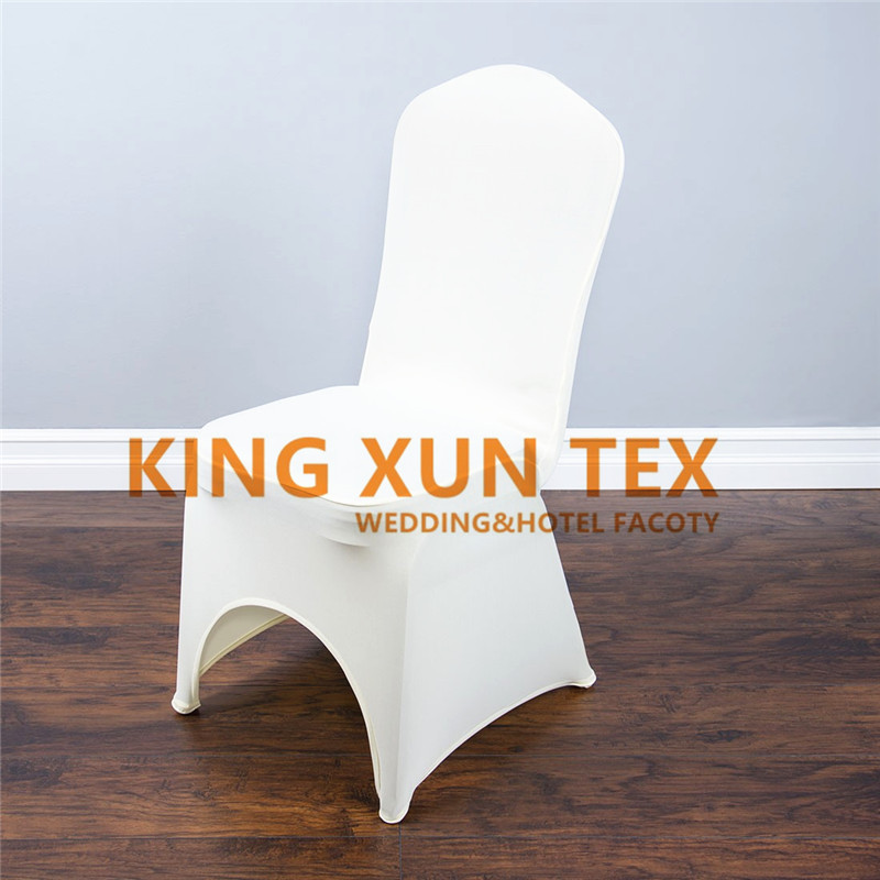 Hot Sale Cheap Price Arch Front Lycra Spandex Chair Cover For