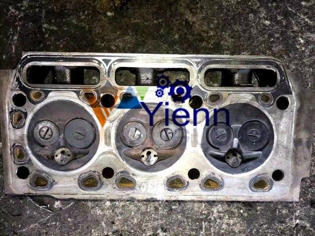 Used John Deere Parts >> Yanmar 3t90l 3t90t 3t90 Cylinder Head Assy Used Part For John Deere