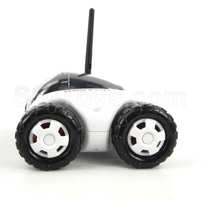 Rc Spy Car With Ip Camera Wifi Home Security Alarm System Cloud Rover Phone Wireless