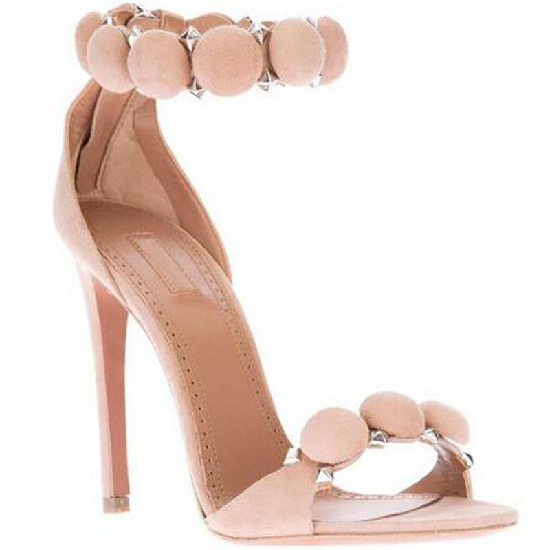 Compare Prices on Pink Studded Heels- Online Shopping/Buy Low ...